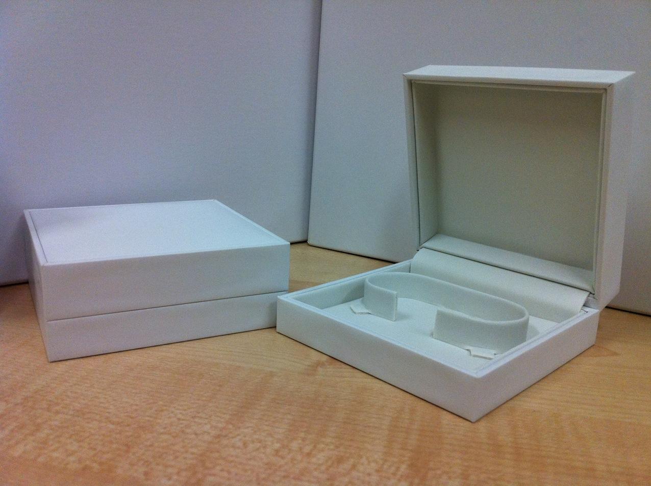 Pure White Bangle Box (BG1)