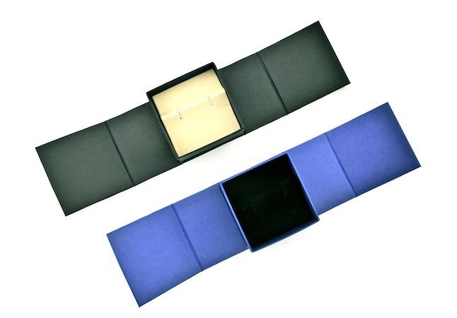 Black Cufflink Box