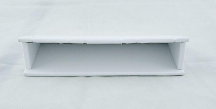 White Leatherette Multiple Pendant Display (3)