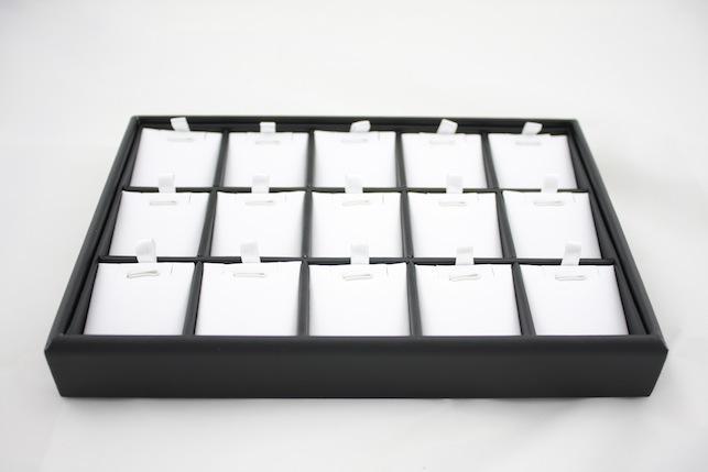 Black & White Pendant Tray