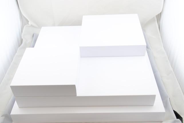 White Jewellery XL Platform