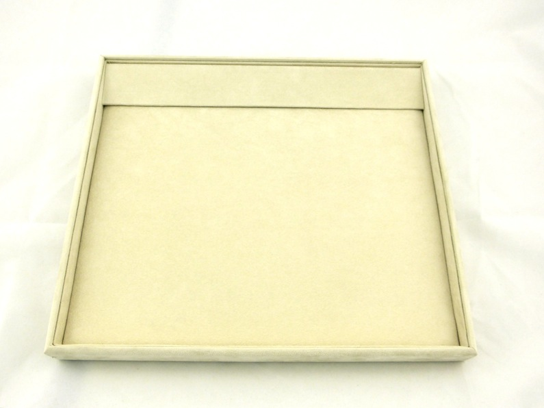 Beige Jewellery Display Tray