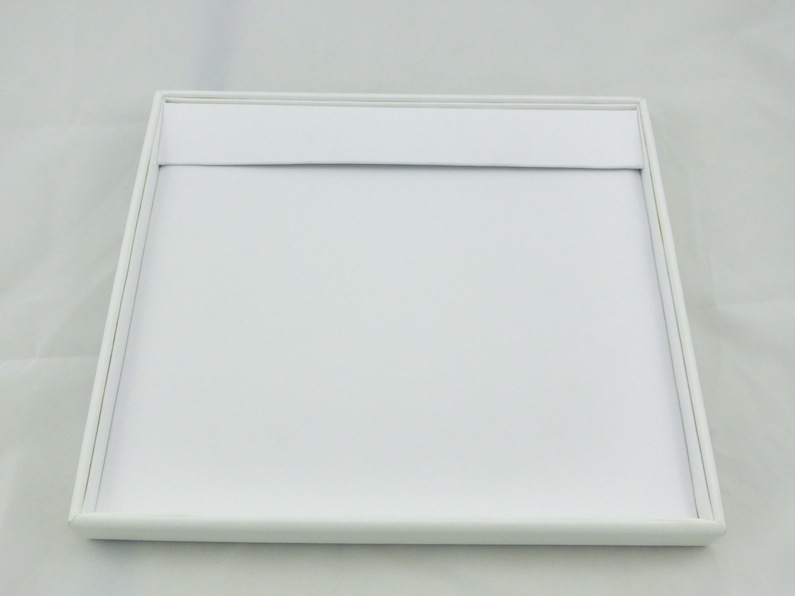 White Jewellery Display Tray