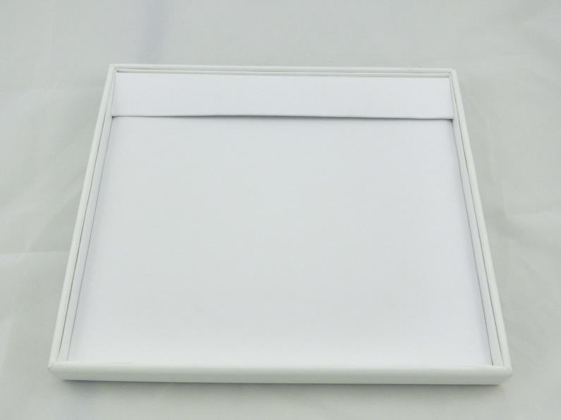 White Jewellery Display Tray