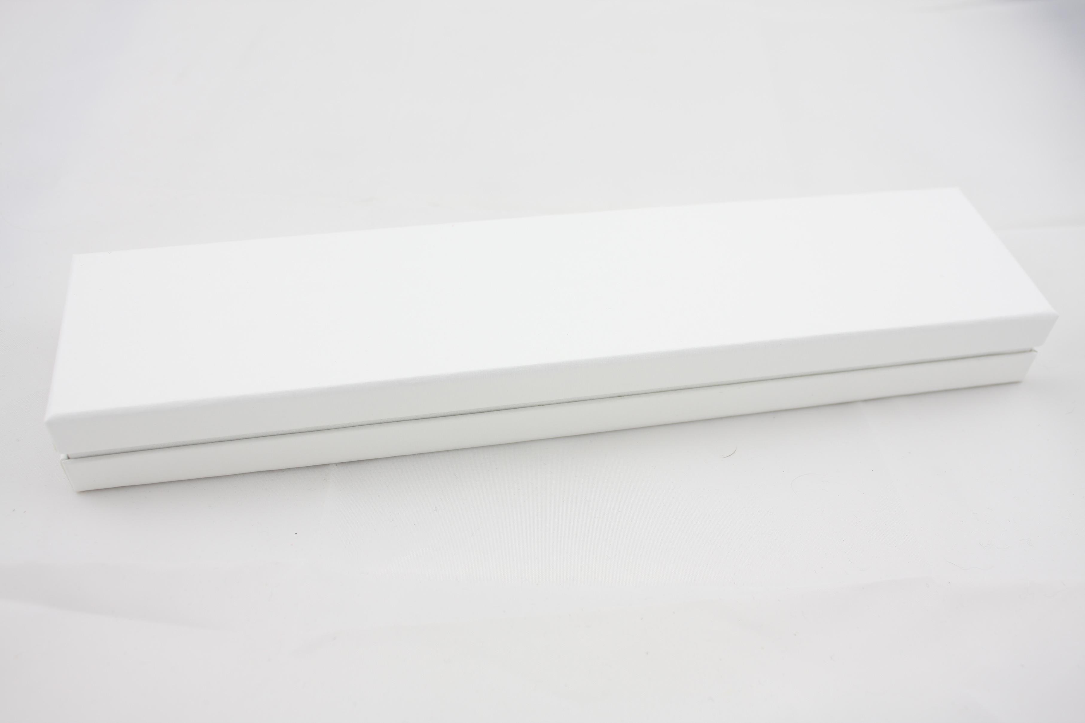 All White Jewellery Box for Bracelet