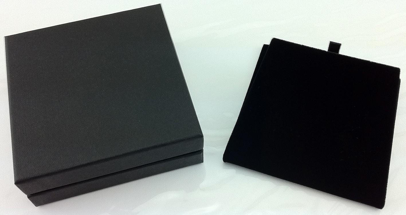 Black Jewellery Box for Pendants