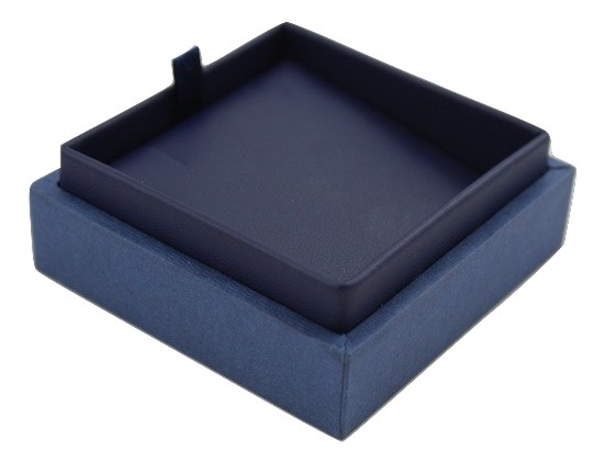 Blue Envy Combination Earring/ Pendant Box