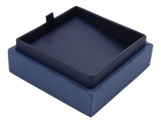 Blue Envy Combination Earring/ Pendant Box