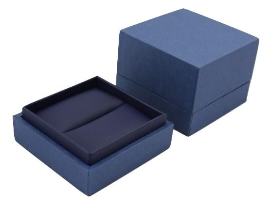 Blue Envy Ring Box