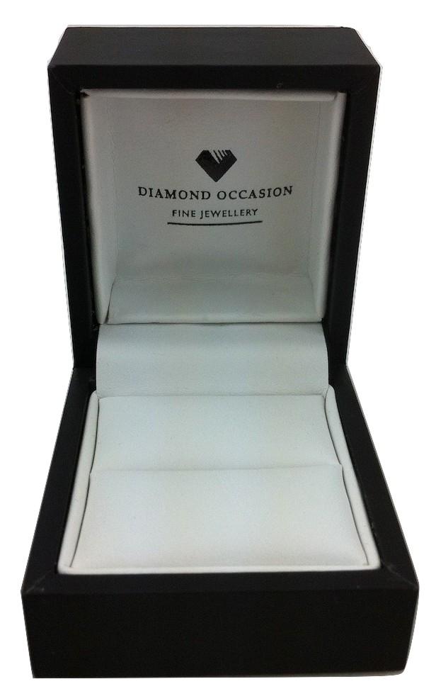 Black & White Ring Box