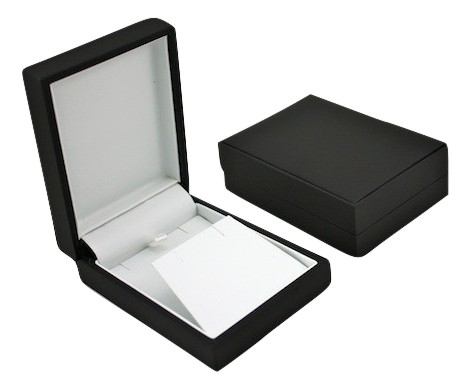 Black &White Pendant Box
