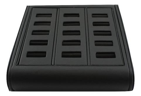 Black Multiple Ring Display (15)