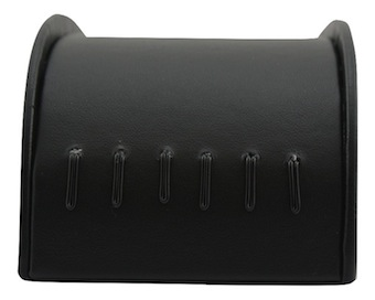 black no ridges bracelet stand