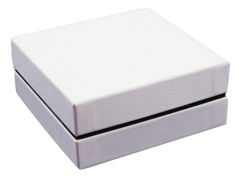 Little White Bangle Box