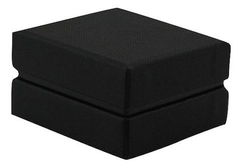 Little All Black Ring Box