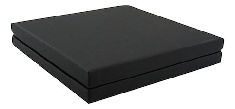 Little All Black Necklace Box