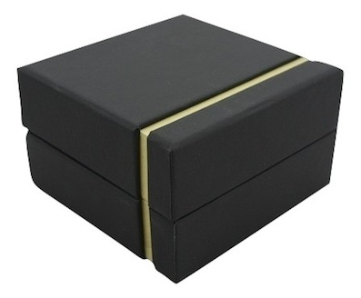 Black Chic Earring Box