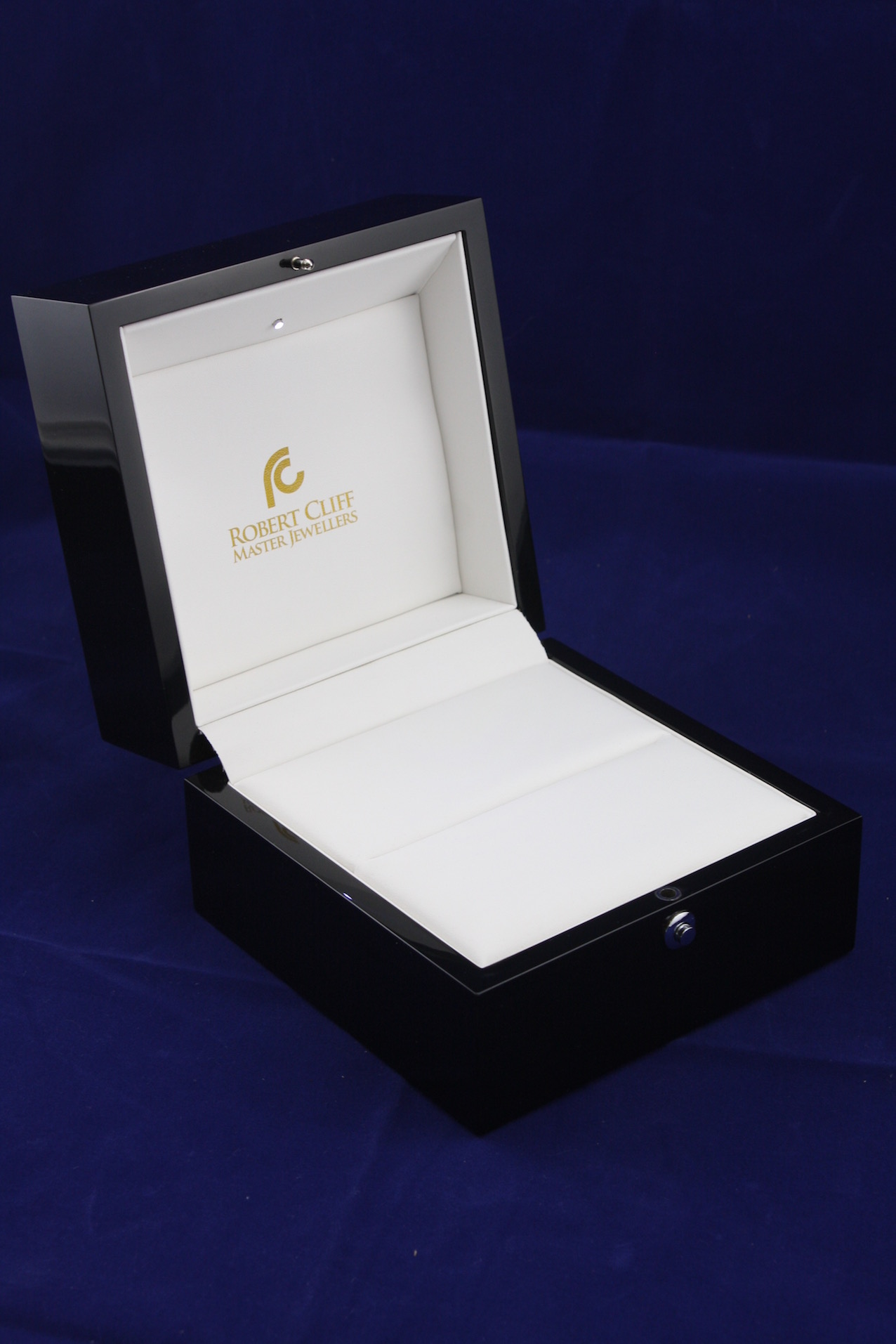 Platinum Ring Box Printed