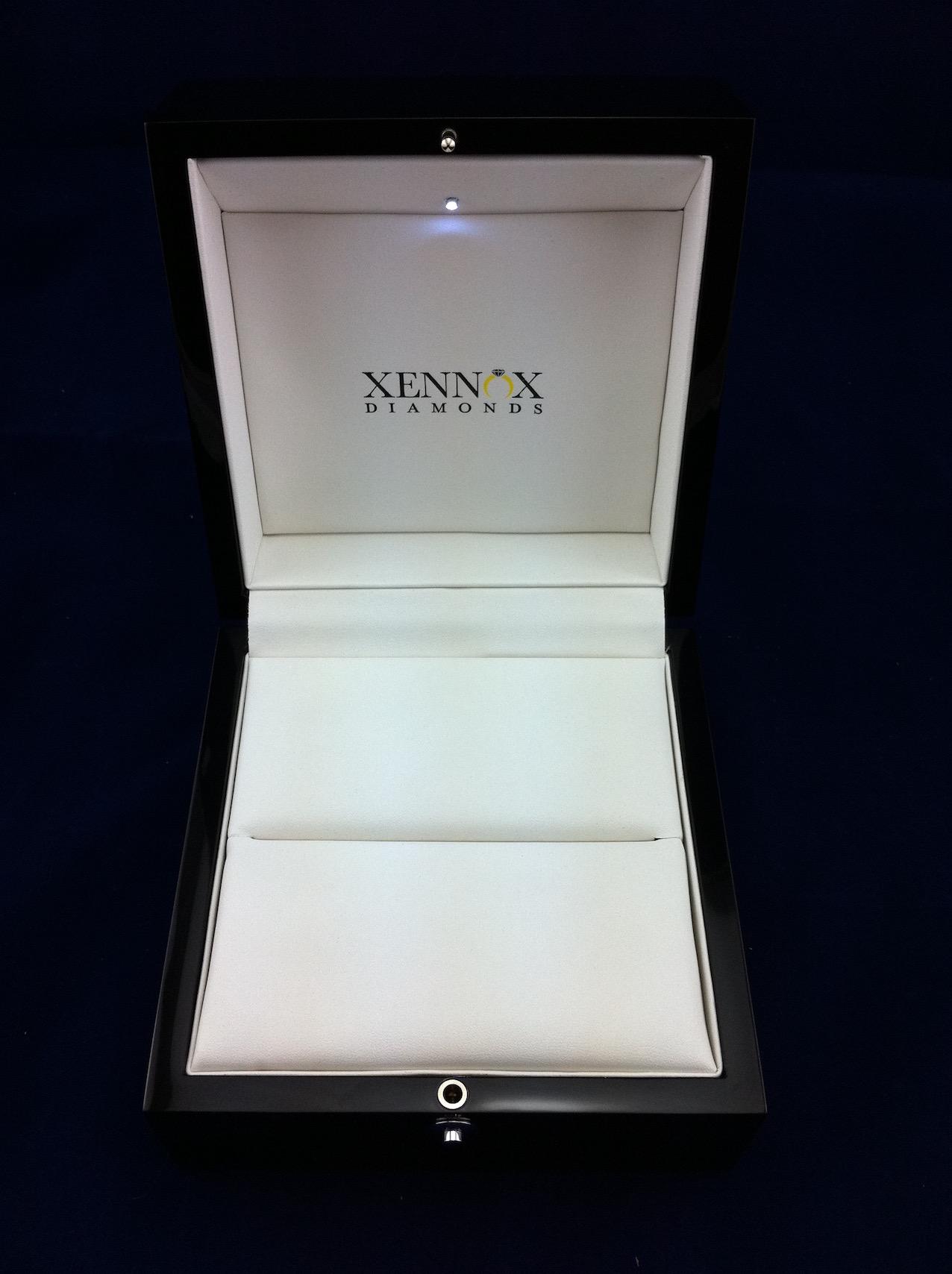 Premium Ring Box printed