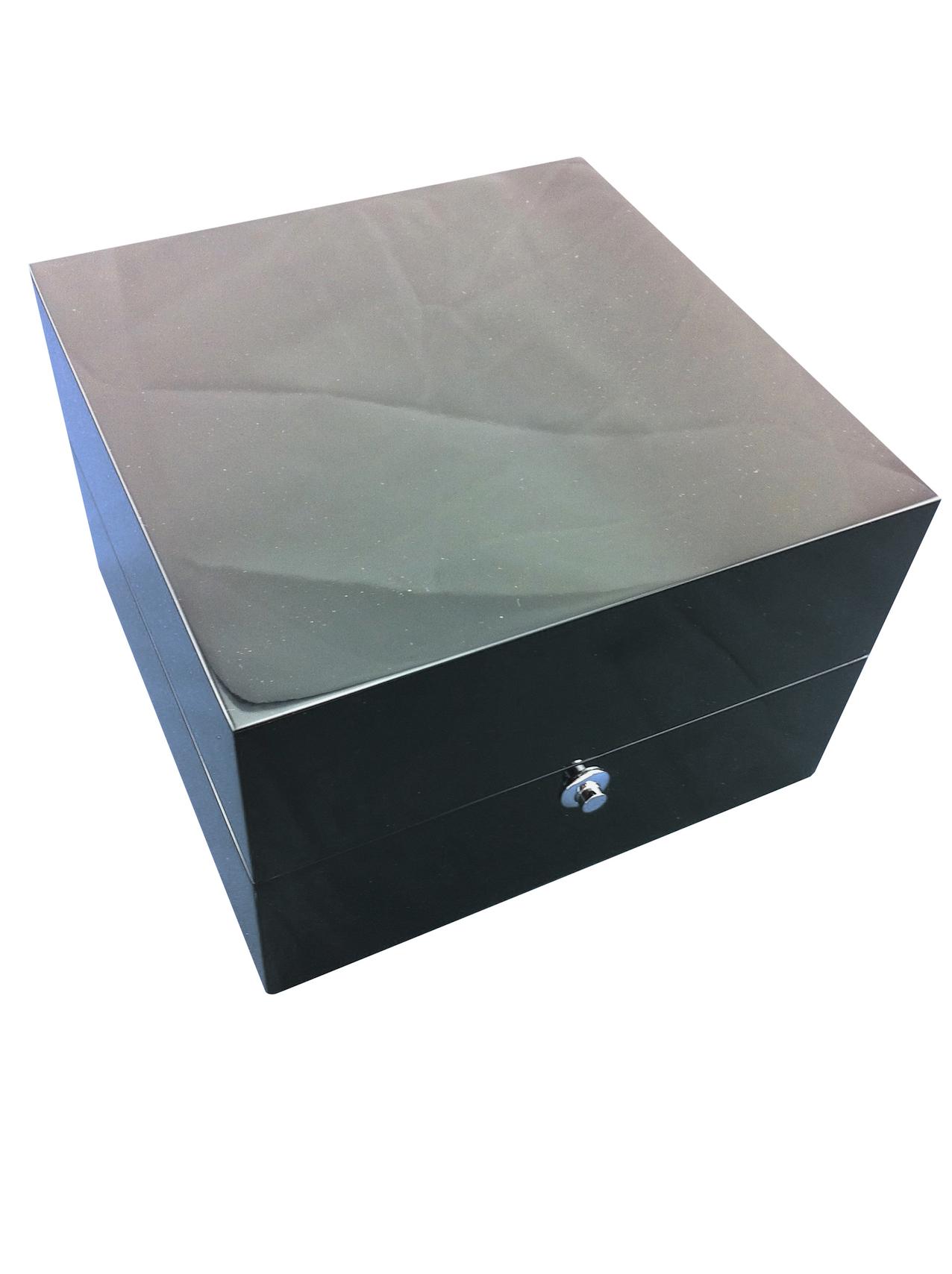 Platinum LED Ring Box