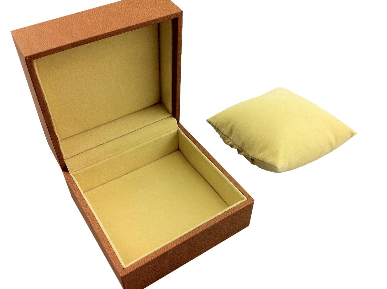 Brown Bangle Box