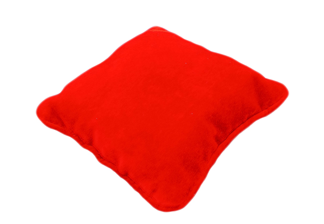 Bangle Display Pillow (Red Velvet) (Medium)