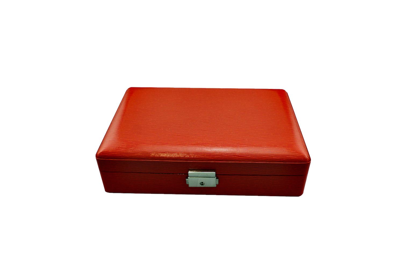 8 Watch Collector Case (Orange)