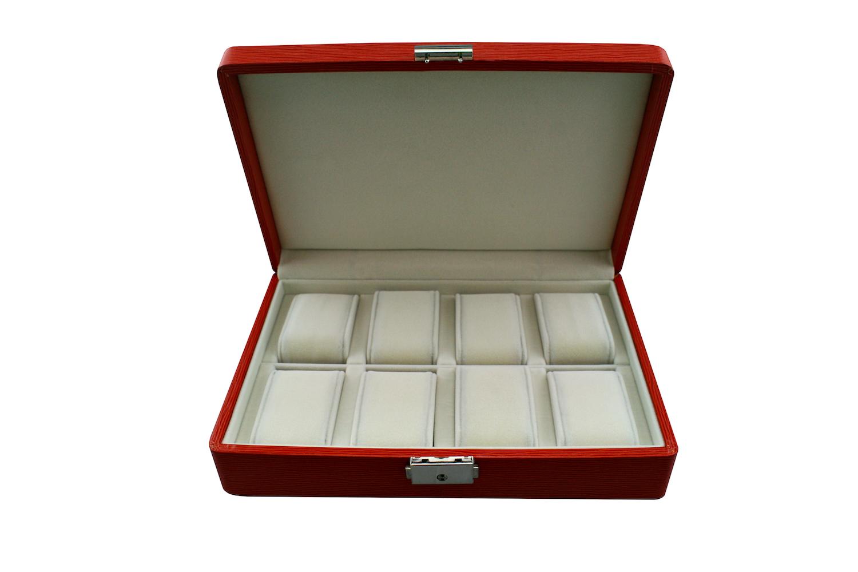 Watch Collector Case (Orange)