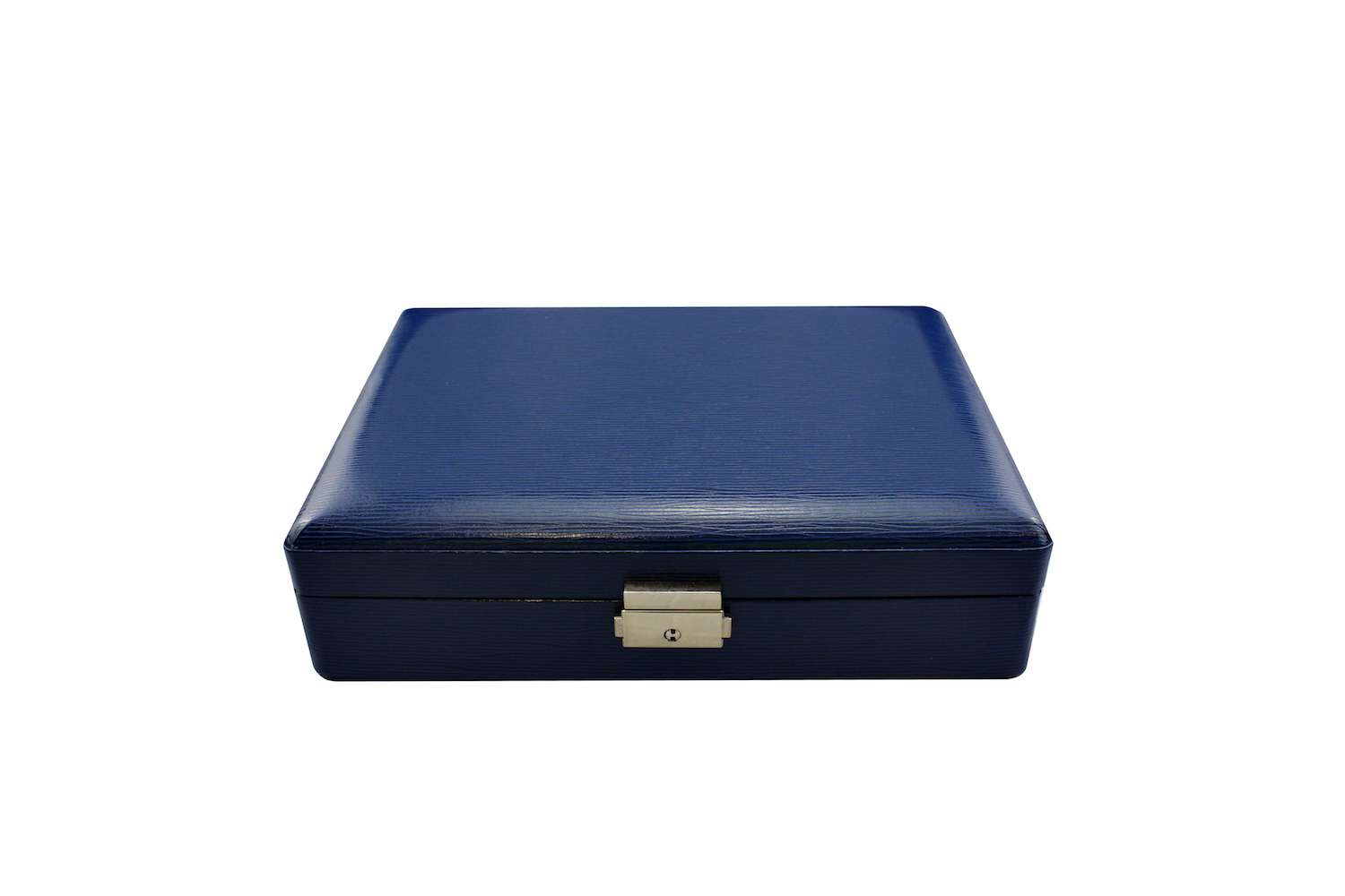 8 Watch Collector Case (Blue)