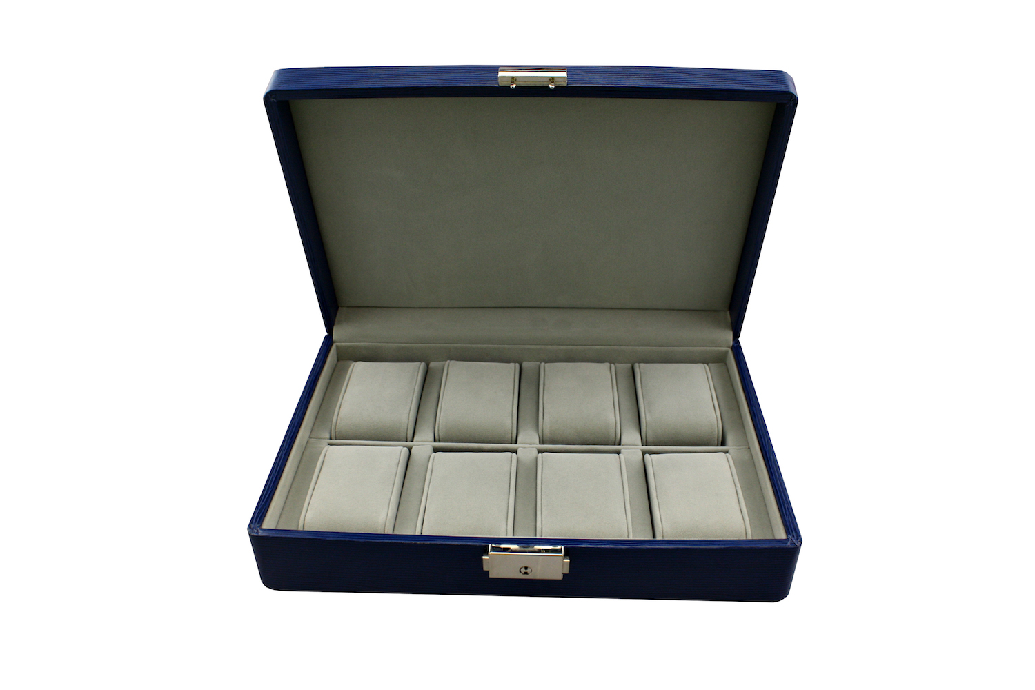 Watch Collector Case (Blue)
