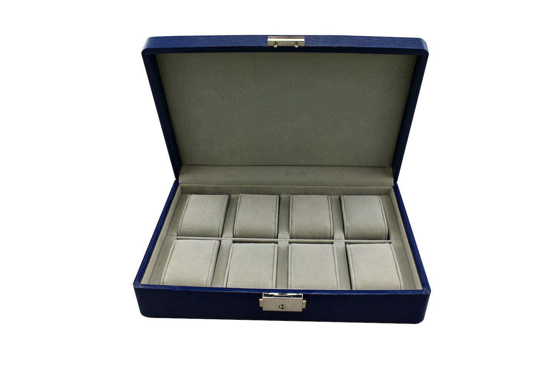 Watch Collector Case (Blue)