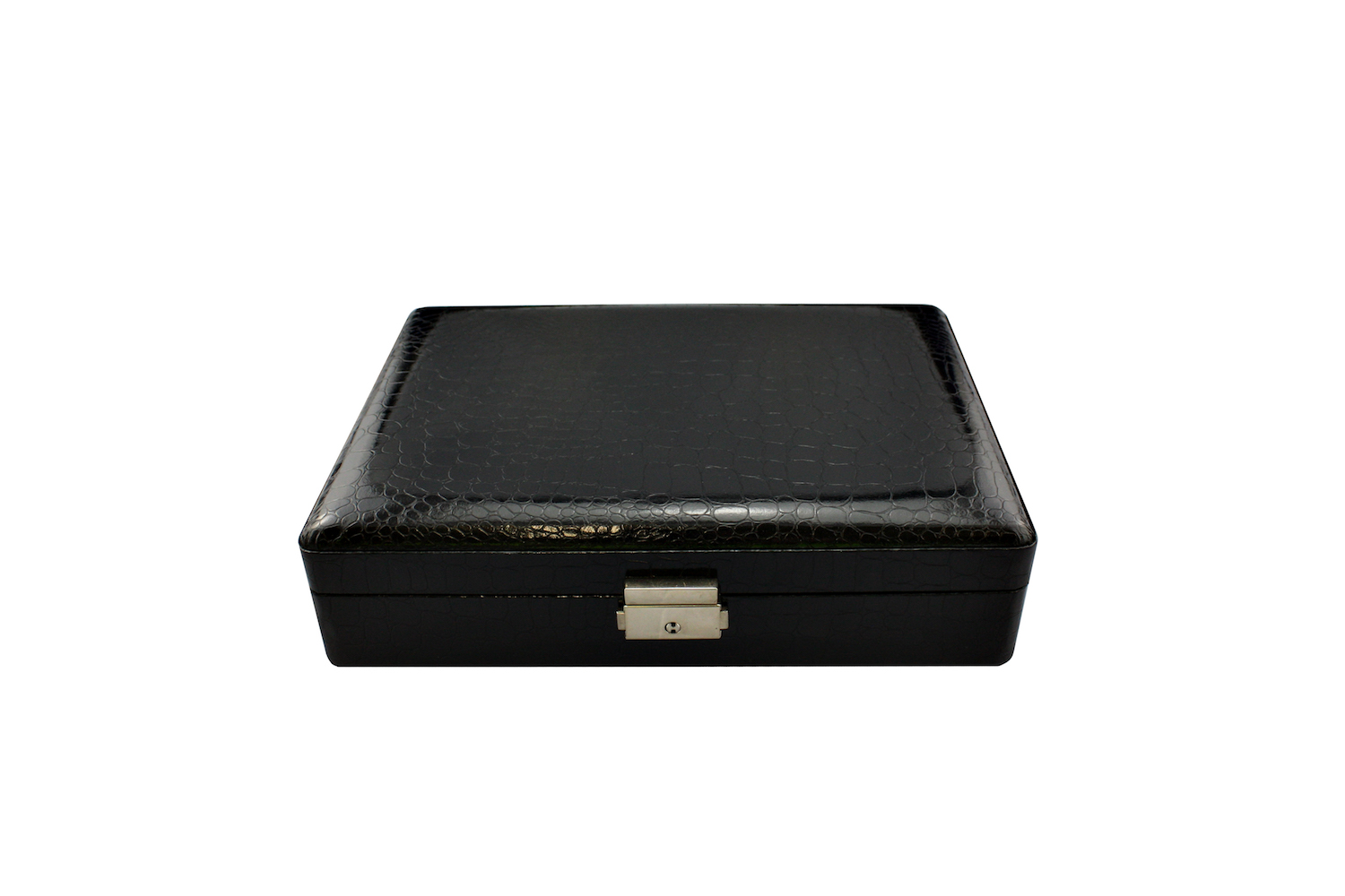8 Watch Collector Case (Black)