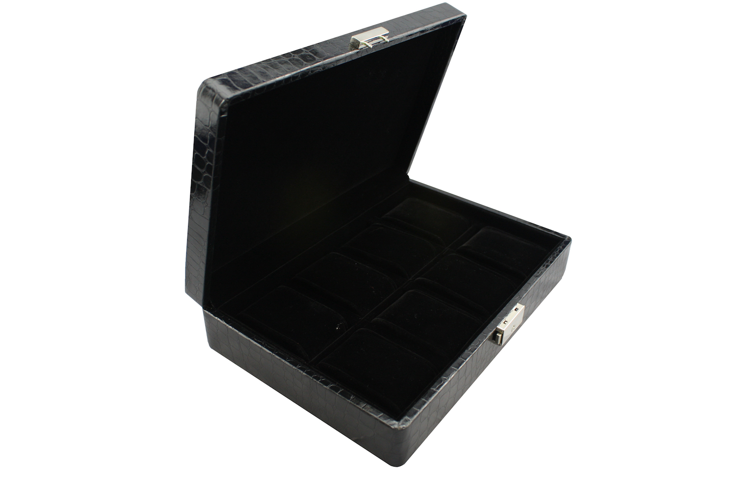 Black Watch Box for 8 watches