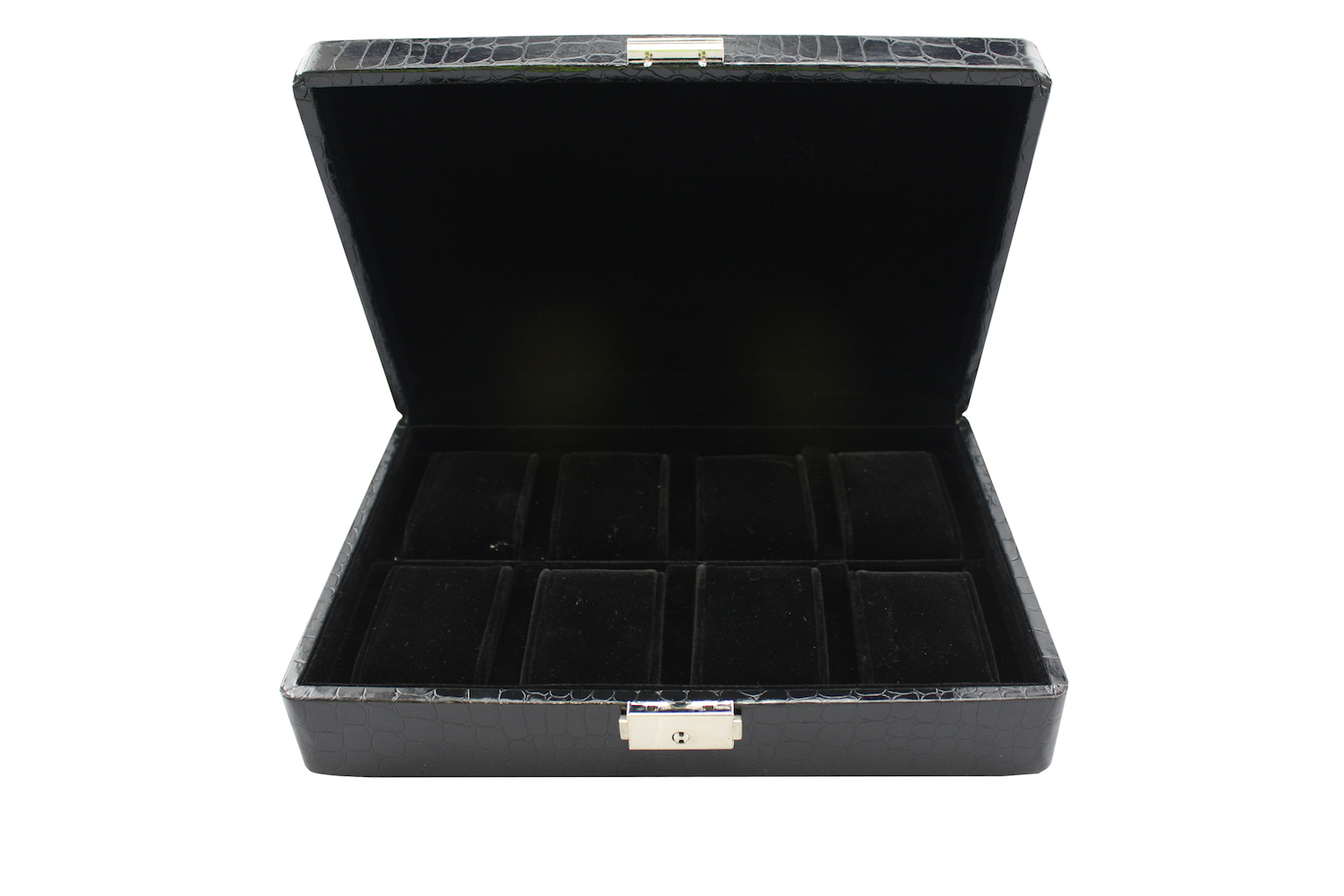 Watch Collector Case (Black)