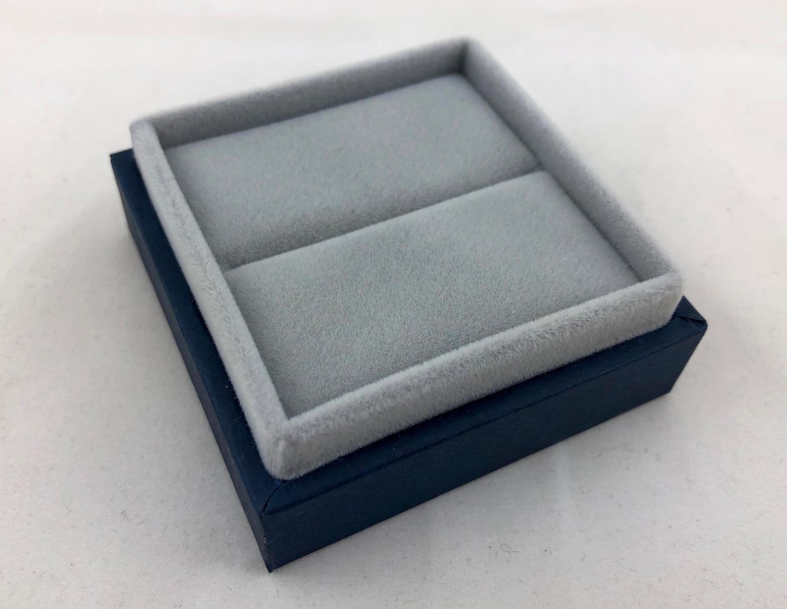 New Blue Envy Ring Box