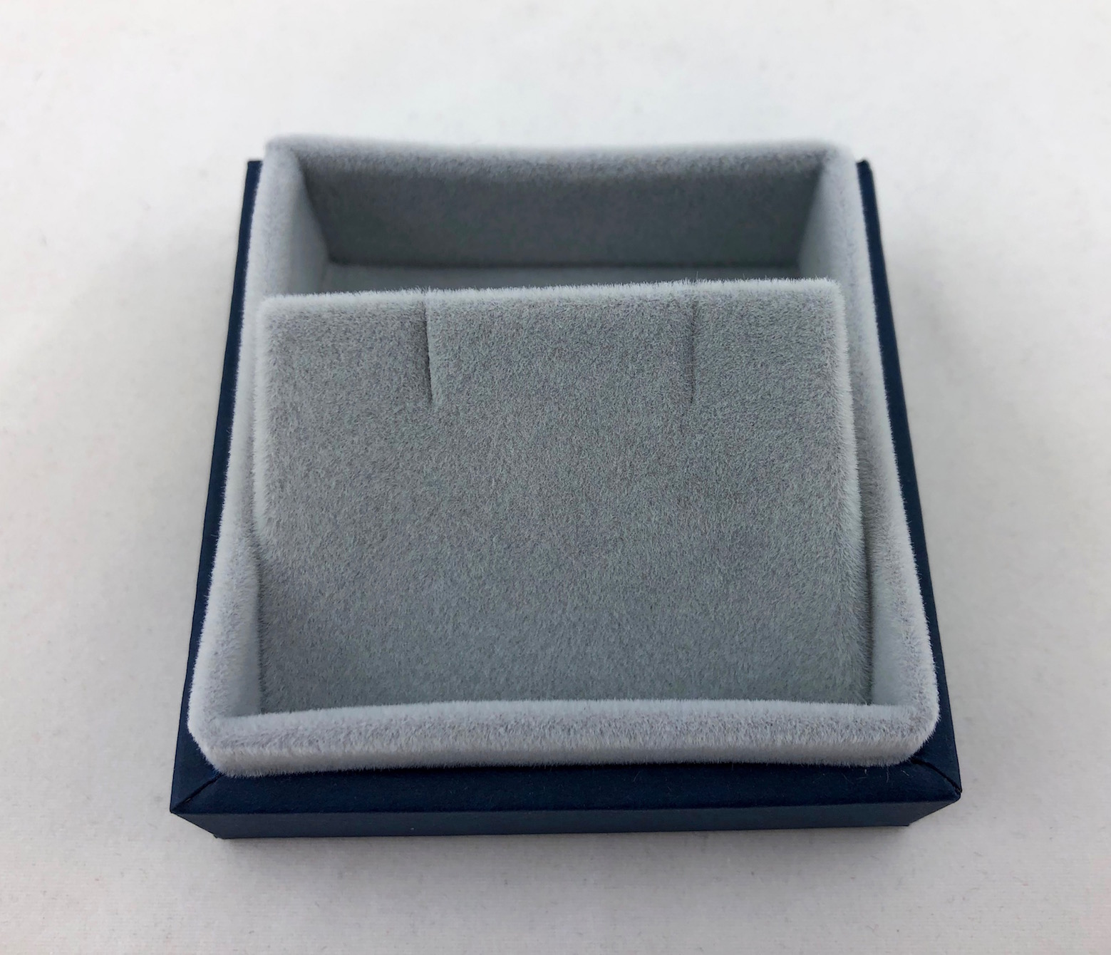 New Blue Envy Earring Box