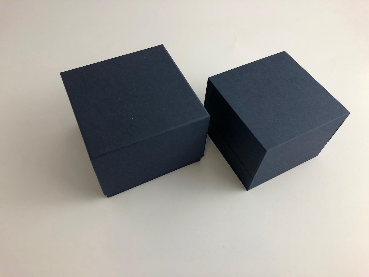 New Blue Envy Jewellery Box