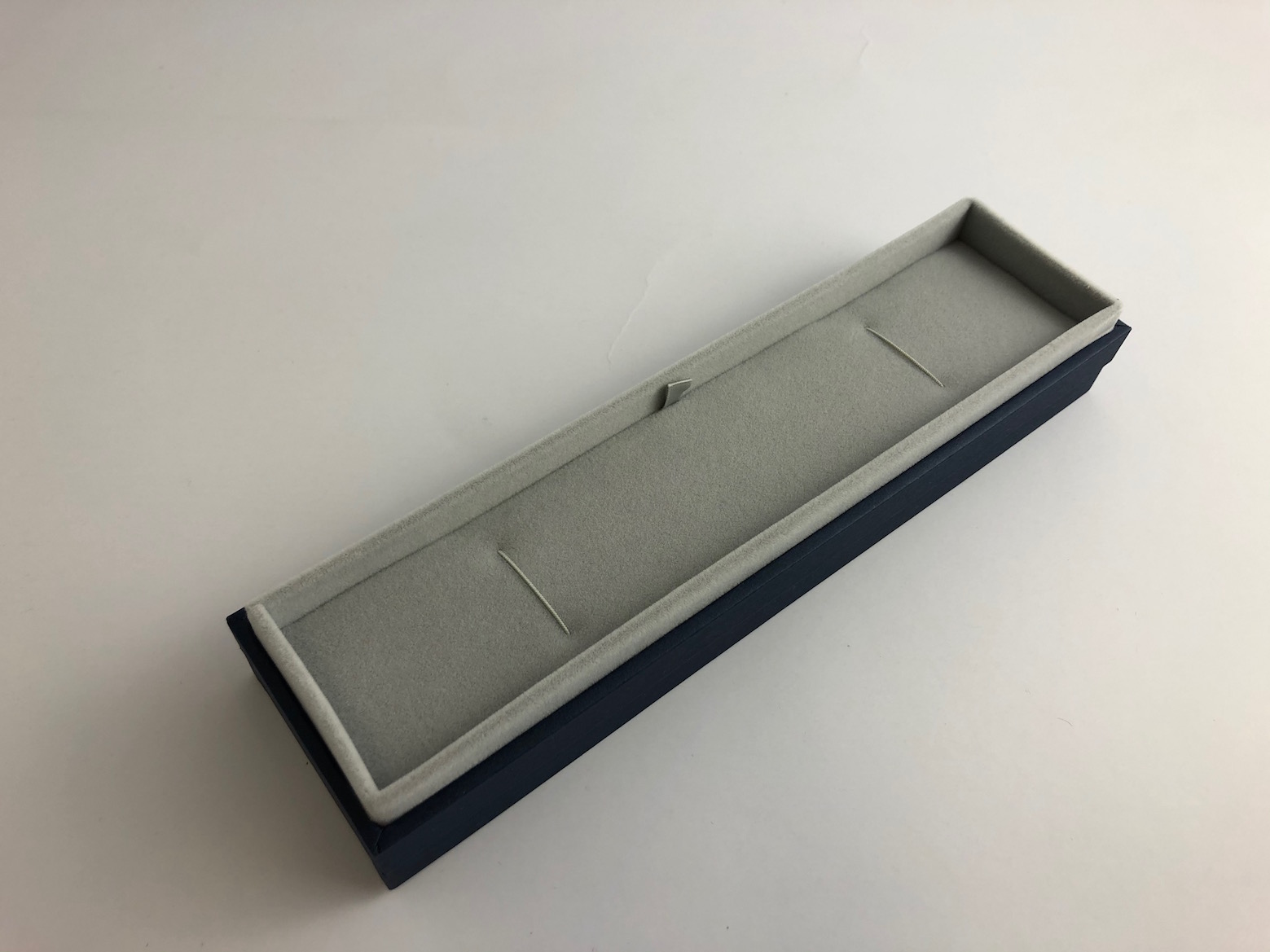 New Blue Envy Bracelet or Pen Box