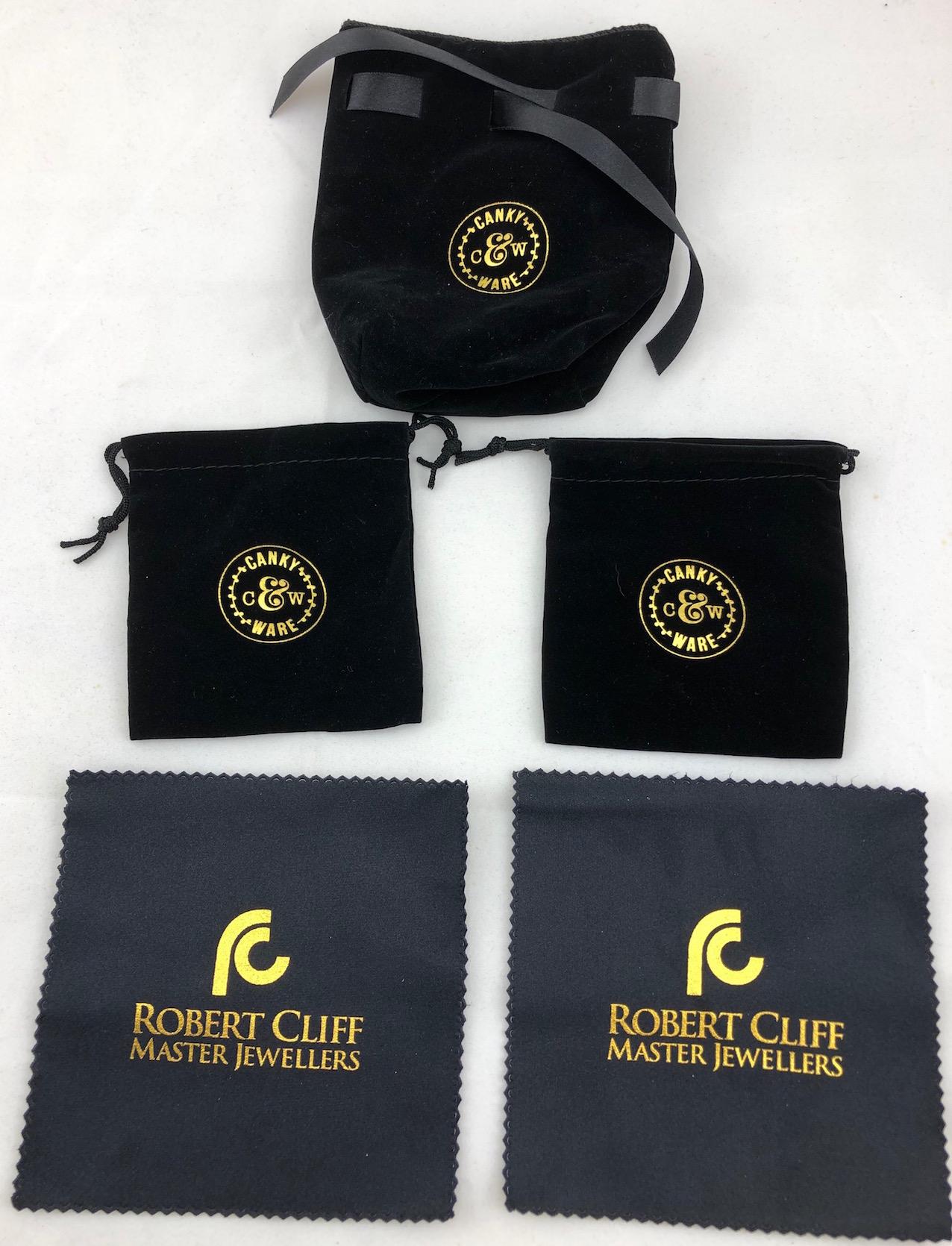 Printable pouches