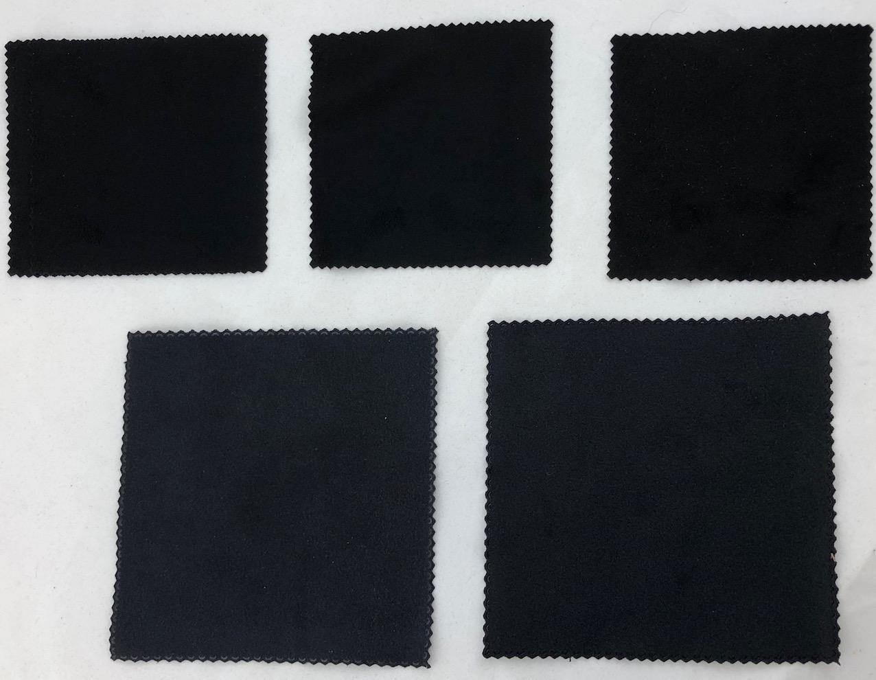 Medium size polishing cloths 13cmx13cm