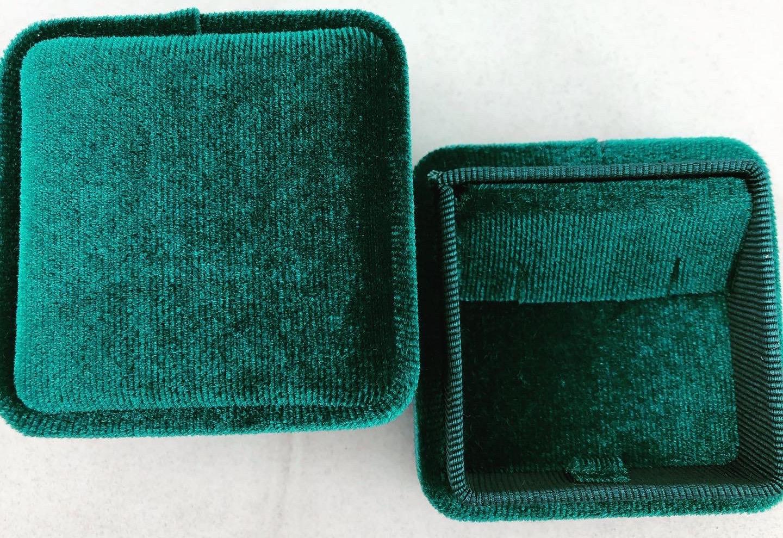 Velvet Earring(L)Green