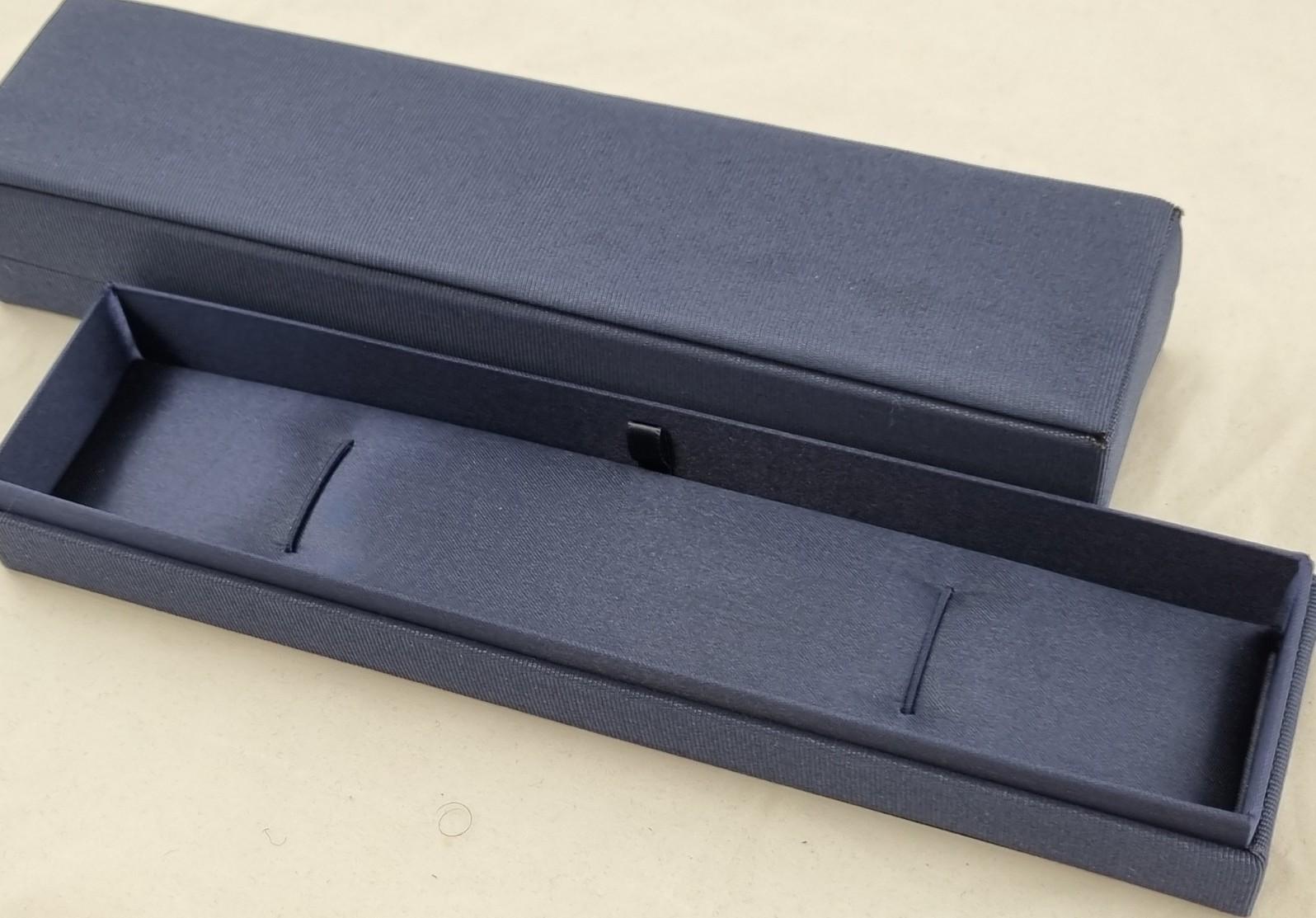 Blue Moon Bracelet or Pen Box