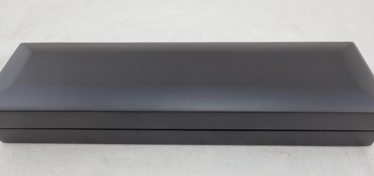 All black bracelet box