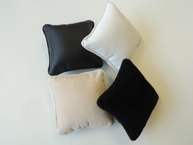 Camel Suede Jewellery Display Pillow