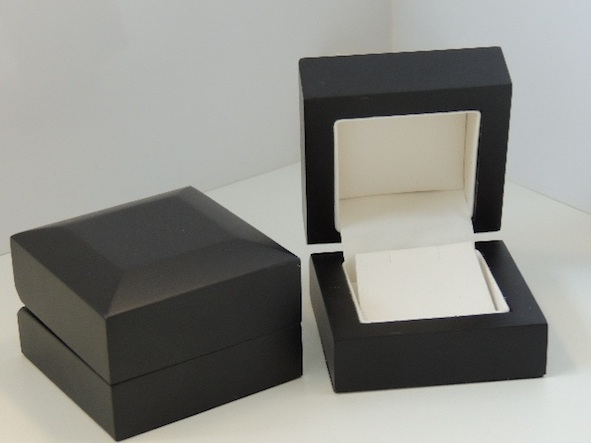 Black Storm Earring Box