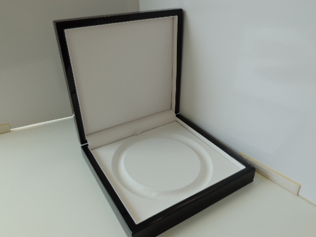 Pearl Necklace Box Black