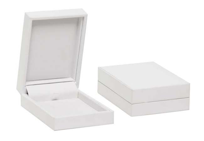 Pure White Pendant Box (P1 insert)