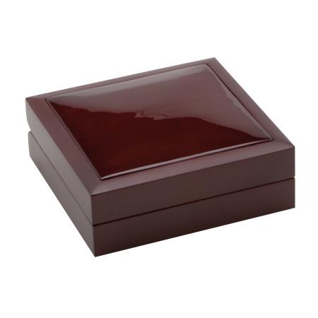 Luxury Timber Bangle Box Closed