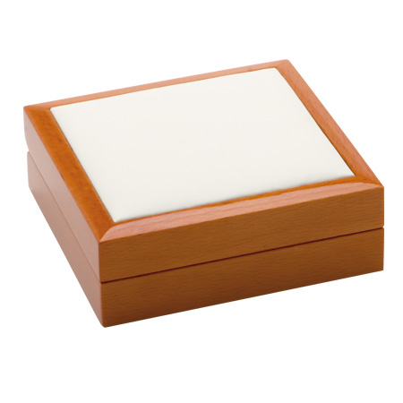 Luxury Leather Bangle Box Closed