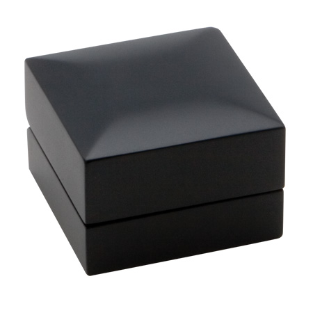 Modern Elegance Ring Box Closed